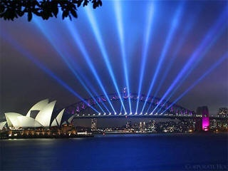 Sydney New Year fireworks - streaming live online for the first time.