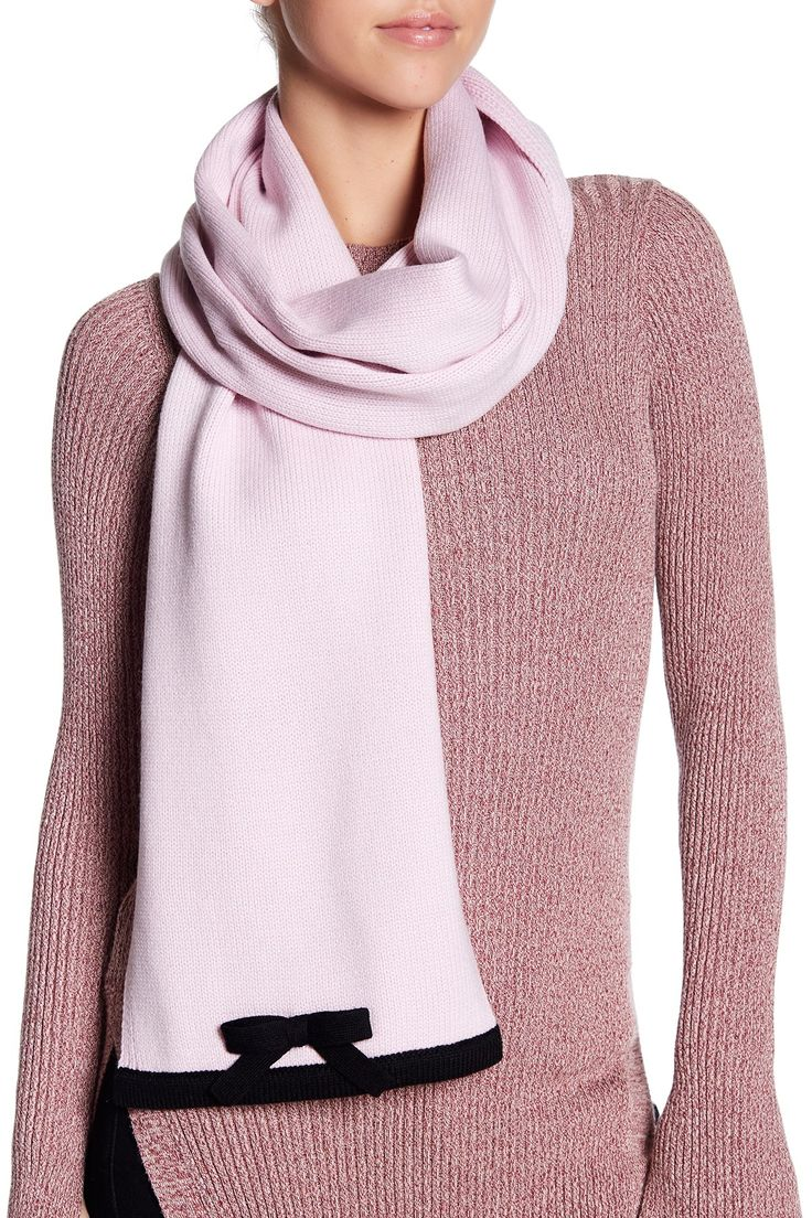 solid muffler by kate spade new york on @nordstrom_rack