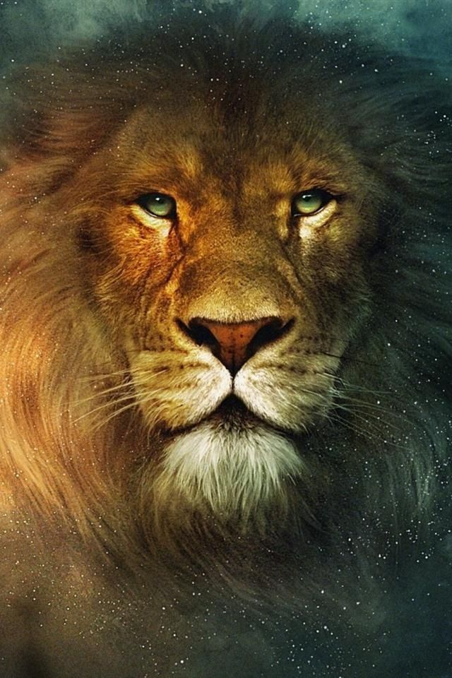 The Chronicles of Narnia. Aslan. C.S. Lewis succeeded so terribly well when he created Aslan as the parallel for God.