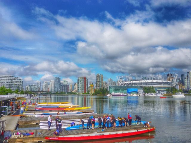 Share from UPLO: False Creek, Vancouver by Stone River