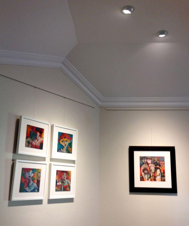 Private Collection. East Fremantle Lighting: Soraa 9.8 watt x 2