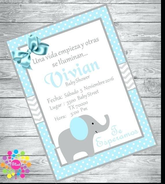 Tarjetas De Baby Shower Para Editar Invitaciones Para Ba