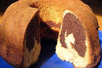 Anklicken zum Vergrößern von Marmorkuchen nach Frieda - klassische Art