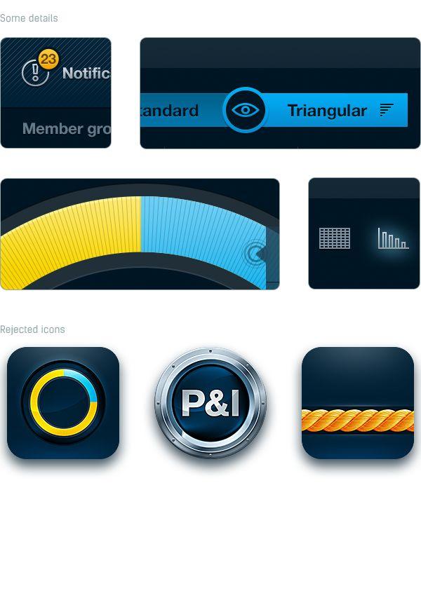 iPandi - iPad Application on App Design Served