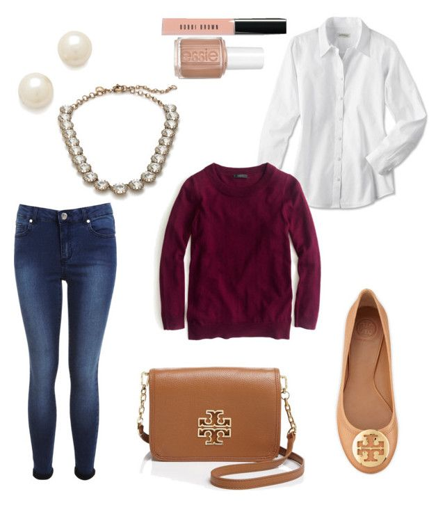 """""""Preppy Fall Outfit 