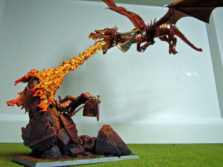 fantasy dragons warhammer high - photo #6