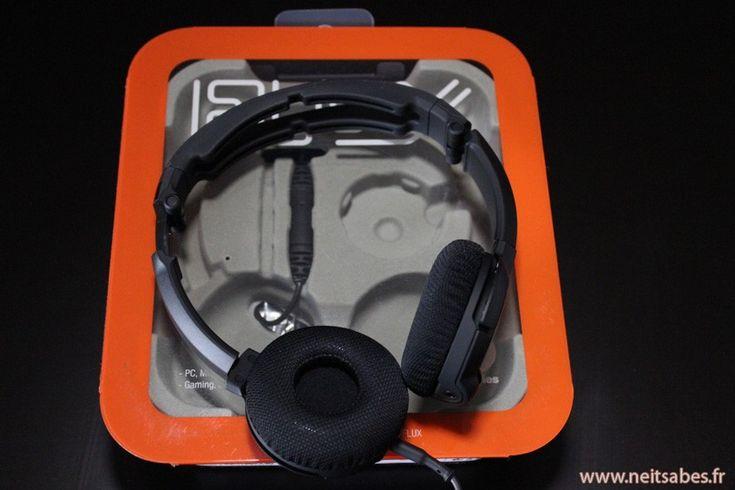 Casque audio Steelseries FLUX.