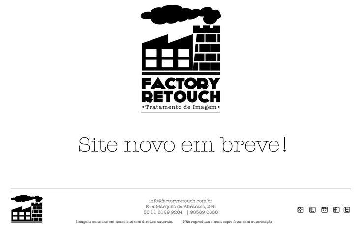Factory Retouch | Rua da Consolação 1.200