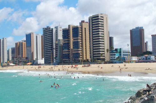 Ceará - Fortaleza - Praia de Iracema
