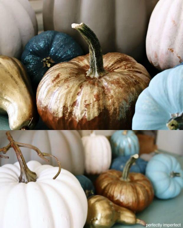 Kom regenachtige herfstdagen door met deze creatieve herfst DIY ideeën, van vilten eikels tot bladeren beschilderen. Zelfmaak ideeën voor de herfst.