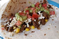 Just Add Neat Meat Replacer for a Delicious Vegan Taco