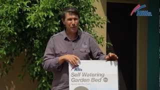How to set-up your Hills Self Watering Garden Bed