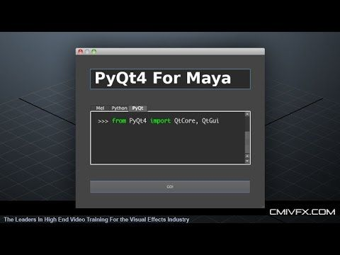 Project materials available here: https://github.com/justinfx/tutorials/tree/master/PyQt4_UI_Development_for_Maya Introduction This tutorial is about learnin...