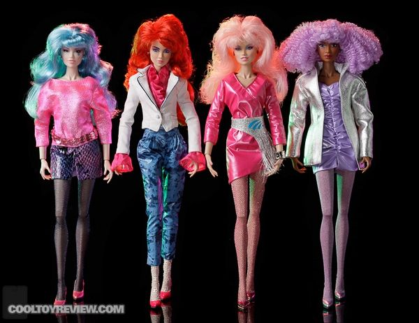 Jem and the Holograms were a defining moment in my life. Suck it Barbie!