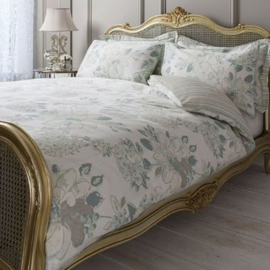 Westbury Floral Quilt Cover Set, Available in 4 Sizes - Starting from £55 | brandinteriors.co.uk