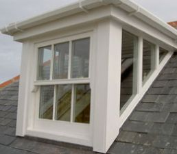 Dormer window - I like the style of this more than the normal ones