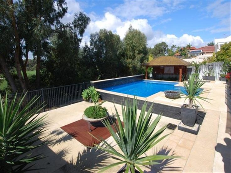 32 best Pool images on Pinterest   Backyard ideas, Garden ideas ...