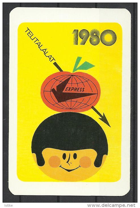 Hungary express, travel agency, 1980