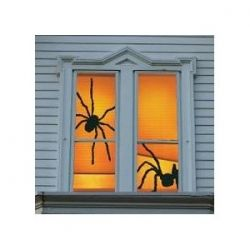 There are many ways to decorate your home for Halloween. If you want people on the outside to see you've made an effort then Halloween window...