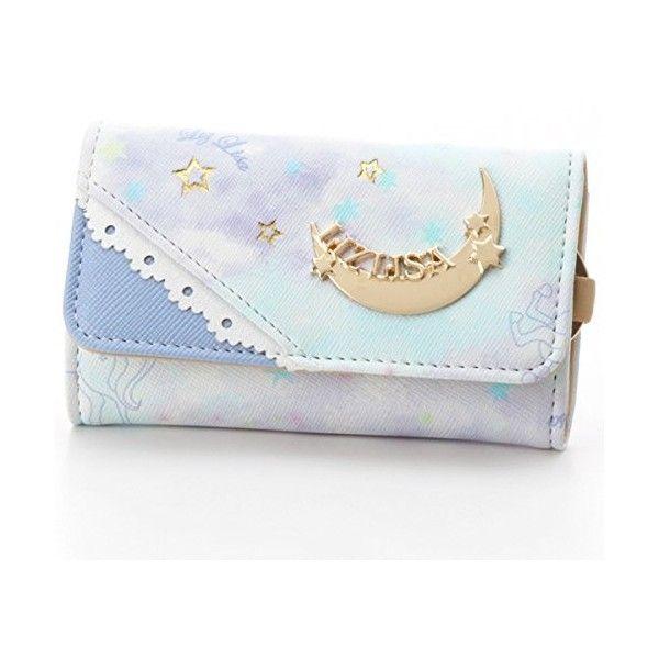 リズリサ(バッグ&ウォレット)(LIZ LISA Bag&Wallet) キーケース(ムーンユニコーンキーケース) ($39) ❤ liked on Polyvore featuring bags and wallets