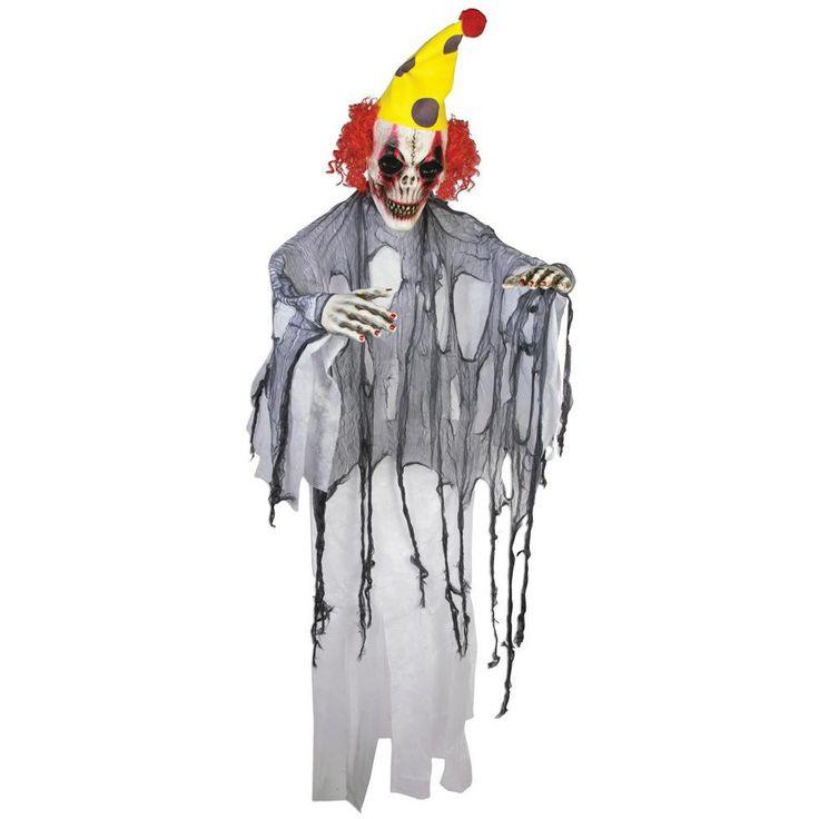 Evil Clown 6 Poly Foam Prop