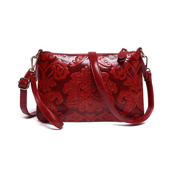 Mulheres elegantes Nacional de impressão estilo chinês Bolsas de Ombro Bandoleira Sacos Totes