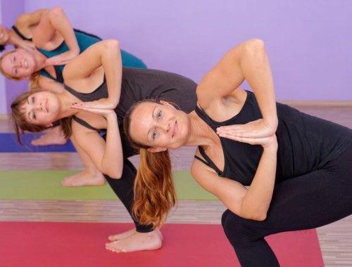 hot yoga matta