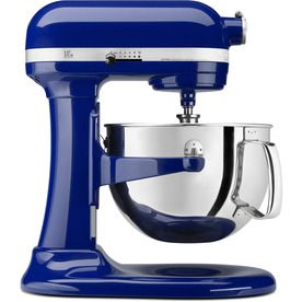 Kitchenaid Professional 600 6-Quart 10-Speed Cobalt Blue Countertop St