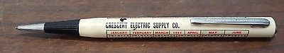 1954 CRESCENT ELECTRIC SUPPLY CO Mechanical Pencil jv