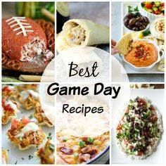 Last Minute Game Day Last Minute Game Day Recipes - didnt plan...  Last Minute Game Day Last Minute Game Day Recipes - didnt plan anything dont worry! Here are the BEST game Day Recipes that can be made at the last minute! Recipe : http://ift.tt/1hGiZgA And @ItsNutella  http://ift.tt/2v8iUYW