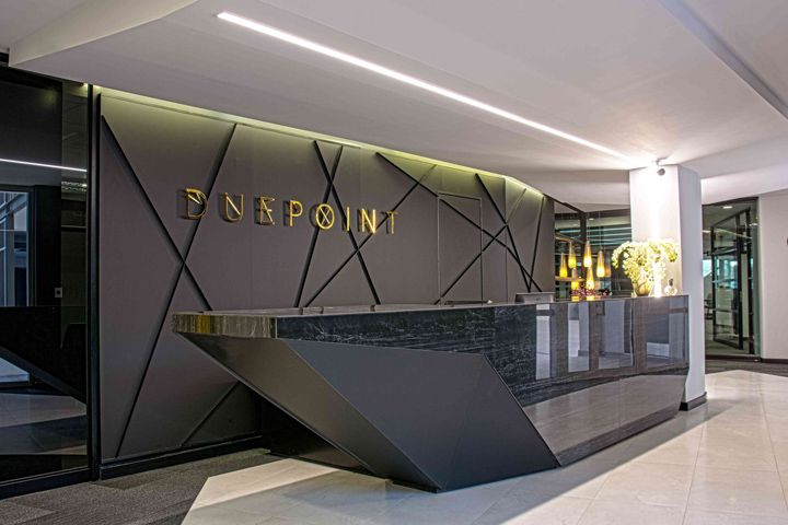 Due Point Financial Services Offices by Onepointzero & Karpinski Design Johannesburg  South Africa