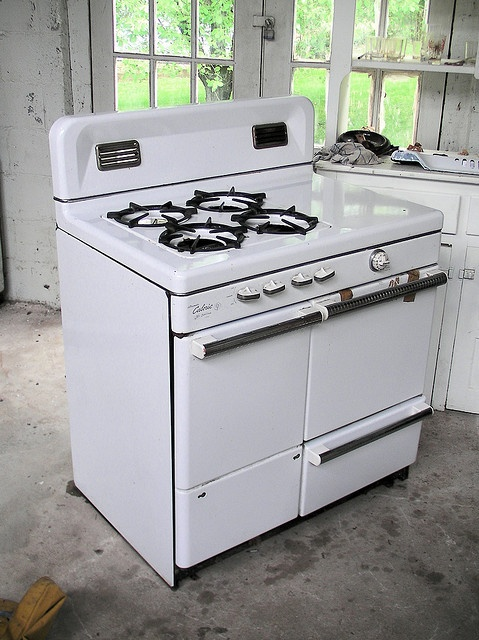 Kitchen Appliances Gas Stove