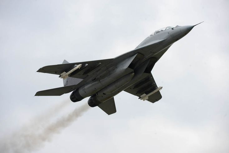 Serbia's Mig-29 Fulcrum jets return to service thanks to donation by Russia