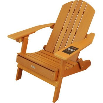 67 best images about d co ext rieur on pinterest for Chaise adirondack bois