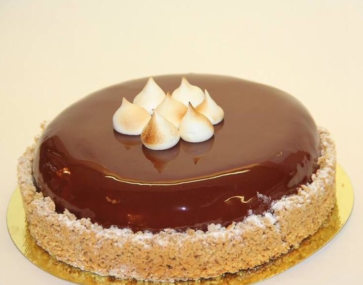 Торт Гиннес