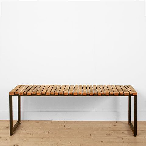 Stave Bench by Uhuru contemporary benches