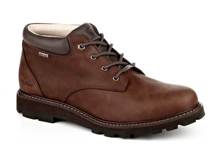 Brasher Country Traveller GTX Mens Lace Up Walking Boot - Robin Elt Shoes  http://www.robineltshoes.co.uk/store/search/brand/Brasher-Mens/ #Autumn #Winter #Walking #Boots