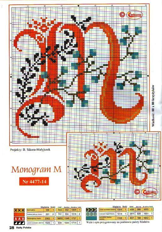 Gallery.ru / Фото #12 - Monogrammy - Vlada65
