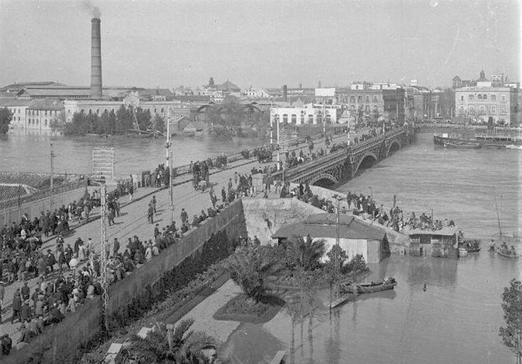 Triana en 1912