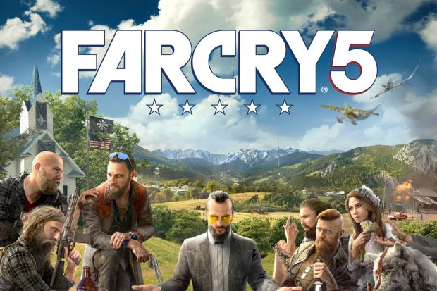 Far Cry 5: Everything you need to know: Far Cry 5: Everything you need to know:…