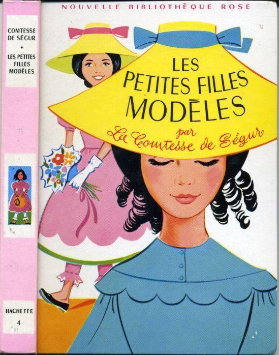 marguerite petites filles modeles comtesse de segur