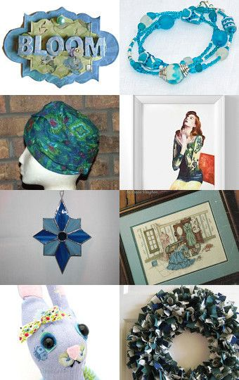 At The Beach by Jay'Lynn on Etsy--Pinned with TreasuryPin.com