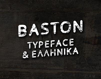 "Check out new work on my @Behance portfolio: ""Baston // Free Font"" http://on.be.net/1L33PbA"
