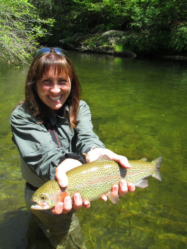 trout women Trouthunter's new online store: trouthunter leaders and tippet, premium cdc, and all of your fly fishing needs we carry premier rods, reels, gear, and clothing.