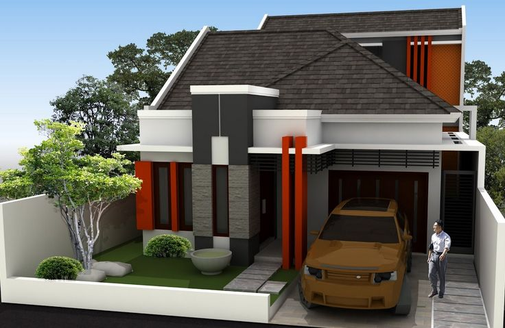 Model Rumah Minimalis Photo