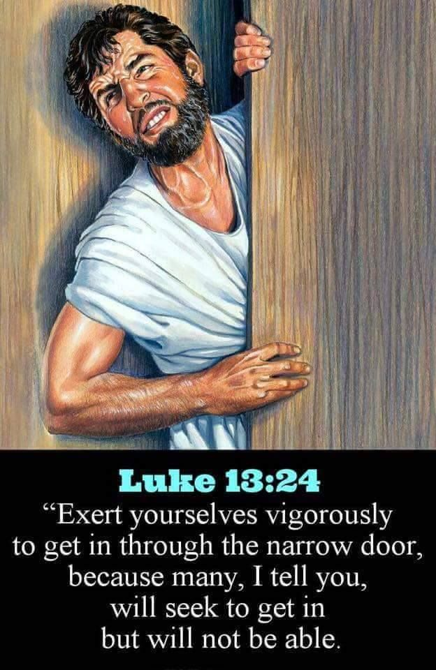 Paul himself was an example of such rigorous exertion. (Col 1:29; 2Th 3:7-9) Jehovah and his Son are, of course, the foremost examples of industriousness.—Joh 5:17; Isa 40:26.