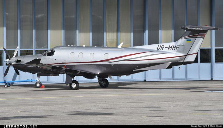 Photo of UR-MHF - Pilatus PC-12/47E - Private