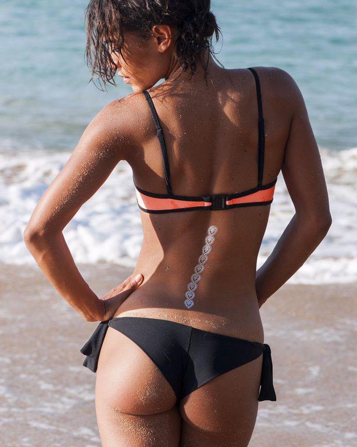 Scarlette Douglas Bikini