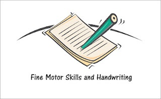 Fine Motor Skill Level and Handwriting Article-fine motor skills influence handwriting legibility