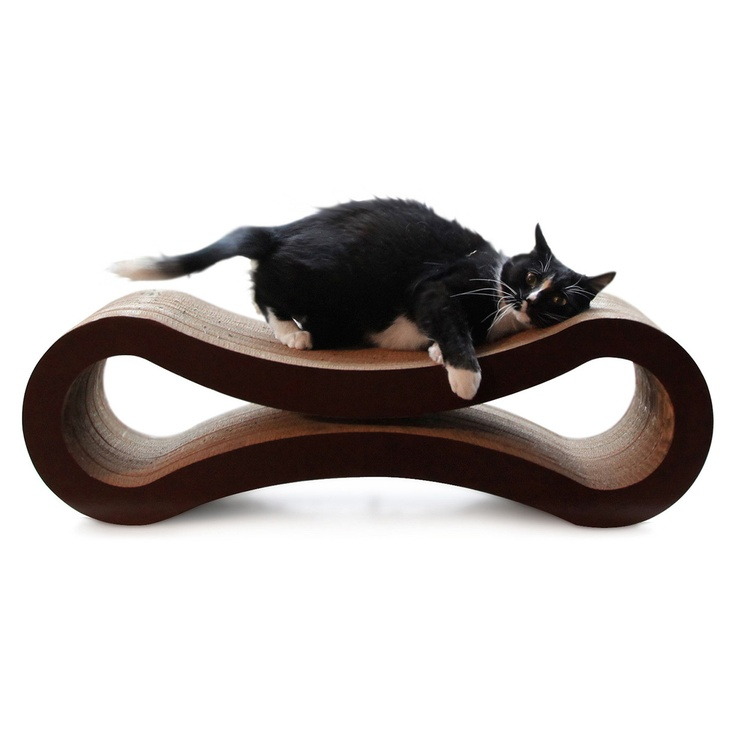 Corregated Carboard PetFusion Cat Scratcher Lounge... ?good For Small Dog